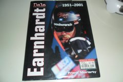 Dale Earnhardt book in Fort Campbell, Kentucky