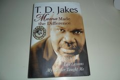 T.D. Jakes book in Fort Campbell, Kentucky