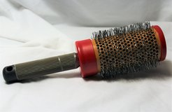 """CHI Ceramic Small Round Salon Beauty Shop Brush Comb Hair Style Curl 2"""" CB02 in Kingwood, Texas"""