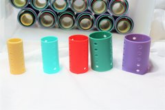 """90 Mix 2"""" 1 1/2"""" 1 1/4"""" 1 1/2"""" 1"""" Salon Beauty Shop Rollers Curlers Plastic in Kingwood, Texas"""