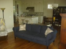 3 Cushion Couch - Price Reduced in Beaufort, South Carolina