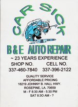 B & E   AUTO in Fort Polk, Louisiana
