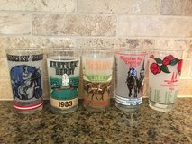 Kentucky Derby glasses in Naperville, Illinois