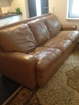 Leather Couch for sale in Stuttgart, GE