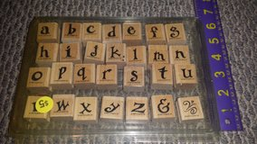 Stampin' Up! SU Lowercase Alphabet Font Stamps in Chicago, Illinois
