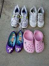 girl shoes size 1 to 3 youth in Wilmington, North Carolina