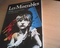 Les Miserables Piano/Vocal Music Booki in Schaumburg, Illinois