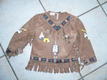 Indian/Native American dress up top size 104 (EU) 3-4 (US) Halloween Fasching in Stuttgart, GE