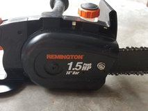 Remington chain saw in St. Charles, Illinois