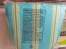 3- Patio chair cushions ~ NEW in Elgin, Illinois