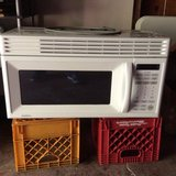 GoldStar over the stove microwave in Glendale Heights, Illinois