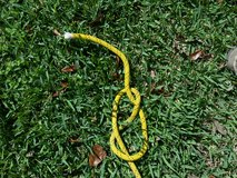 "1/2"" Rope Yellow w/BLK in Baytown, Texas"