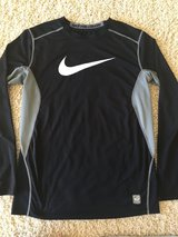 Nike Pro Combat Long Sleeve Dri Fit-Youth XL in Lockport, Illinois