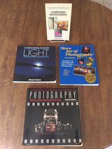 Photography Books: Composing, Light, More Joy of Photogr, Photography: Set of 4 in Cherry Point, North Carolina