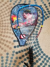 Racquetball racquet Wilson ripper in St. Charles, Illinois
