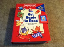 Fisher-Price Get Ready to Read All Star Readers Collect. 6 bks/binder; Gr K &1 in Cherry Point, North Carolina
