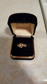 Gold Ring 14 K in Fort Riley, Kansas