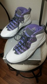 Women's Jordan Retro 10s Sz.9 in Travis AFB, California
