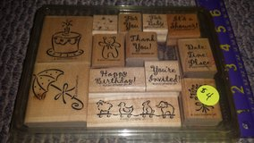 Stampin' Up! SU Announcements Stamps in Bolingbrook, Illinois