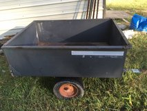 lawn trailer in Fort Polk, Louisiana