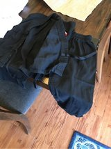child size 00 black gi top and pants in Okinawa, Japan