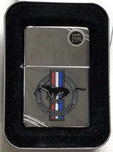 ZIPPO FORD MUSTANG 35th Anniversary 1999 New in Okinawa, Japan