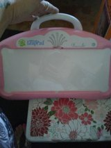 leap pad with cushion on back in Warner Robins, Georgia