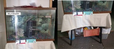 Fish tank With Stand for sale in Perry, Georgia