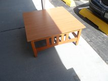 """COFFEE TABLE 3' x 3' x 17.5""""H in Cherry Point, North Carolina"""