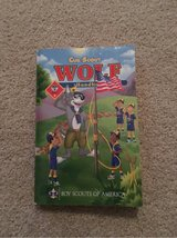 Cub Scout book - Wolf in Naperville, Illinois