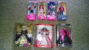 barbies holiday, disney, teacher, misc. from the 1990s in Chicago, Illinois