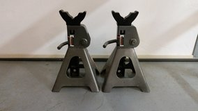 3 Ton Steel Jack Stands in Travis AFB, California