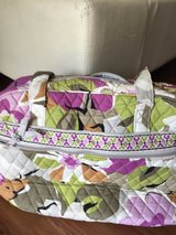 Vera Bradley diaper bag in Okinawa, Japan