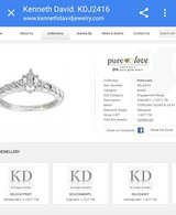 KD ss & 24k ring (price reduced) in Lawton, Oklahoma
