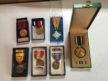 Military Medals (Some lower prices) in Ramstein, Germany