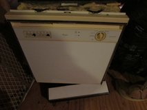Whirlpool Dishwasher- Under the counter in Wilmington, North Carolina
