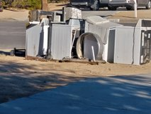 Washers and dryer in Yucca Valley, California
