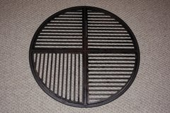 """Craycort Cast Iron Grill Grate With Lift Handle for 22.5"""" Grills in Naperville, Illinois"""