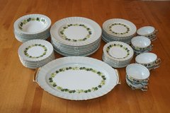Vintage Regal China Occupied Japan Pattern Lawndale 8 settings of 6 Pieces in Naperville, Illinois