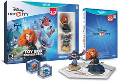 #TUB# DISNEY INFINITY XBOX 360 TOY BOX STARTER PACK in Fort Hood, Texas