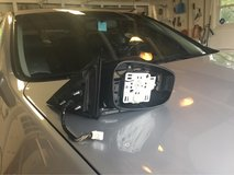 Passanger side mirror assembly, G37 in Naperville, Illinois