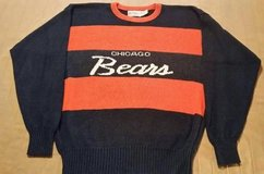 Rare Chicago Bears Mike Ditka Sweater in Aurora, Illinois