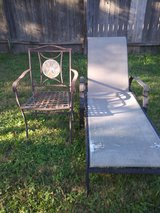 Chair & lounge chair in Spring, Texas