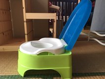 Baby Potty Chair (Never Used) in Okinawa, Japan
