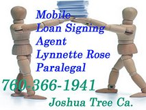 Lynnette's Legal Document Assistance, Notary Public in Yucca Valley, California