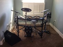 Roland V Drum electronic drum set w/cases-reduced in Kingwood, Texas