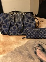 Coach purse and wallet in Alamogordo, New Mexico