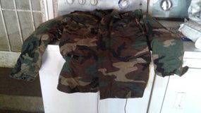 Bdu field jacket with liner in Vacaville, California