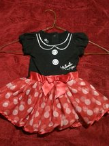 Minnie Mouse onesie 6 month in Wilmington, North Carolina