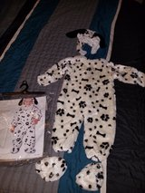 Toddler Dalmatian costume - 2-4T in Orland Park, Illinois